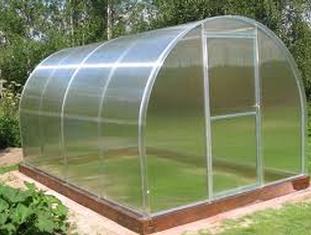 Поликарбонат для теплиц на дачных участках