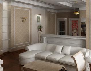 Дизайн интерьера для комнат