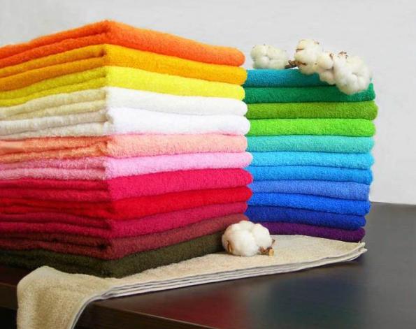 Шикарные махровые полотенца