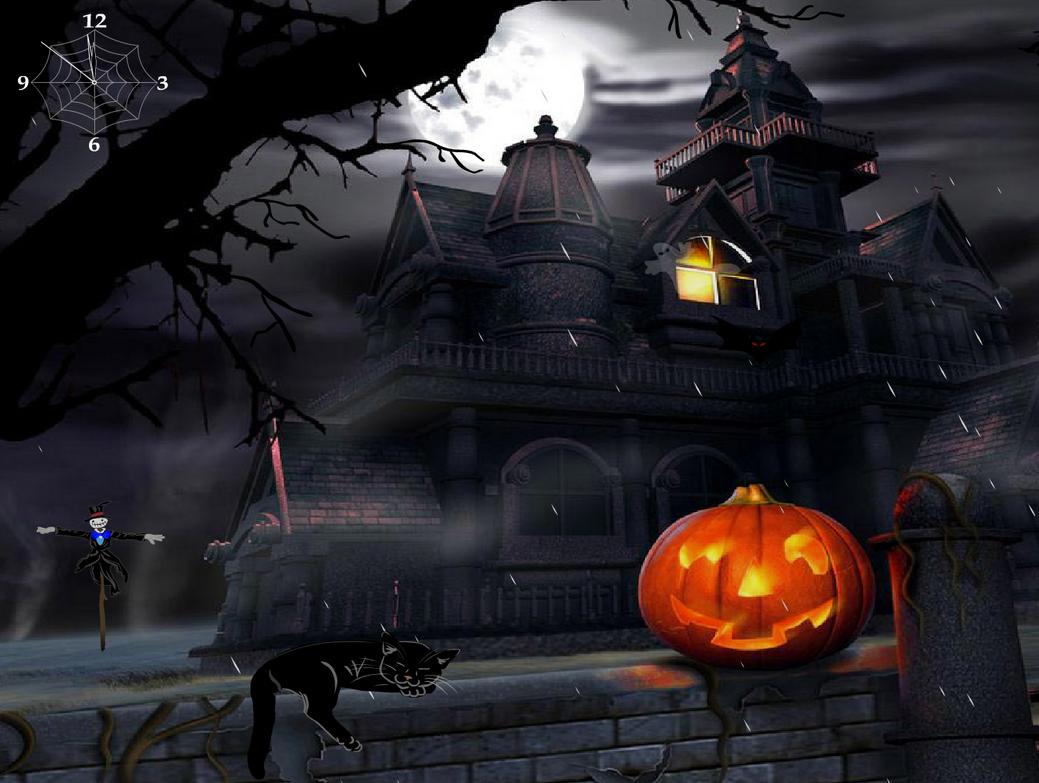 Хэллоуин - день всех святых