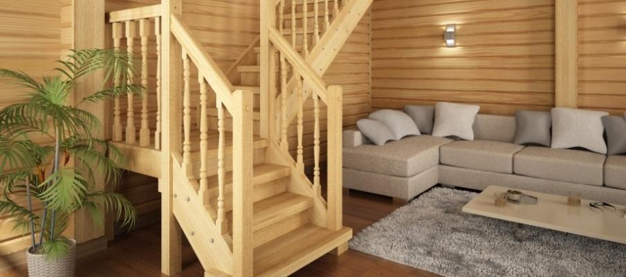 проектирвание деревяных лестниц