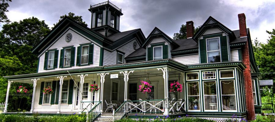 Типы загородных домов