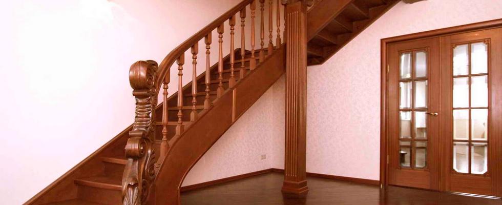 Современные красивые лестницы в интерьере
