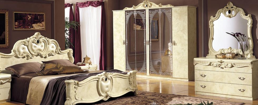 дома оформленного в стиле барокко